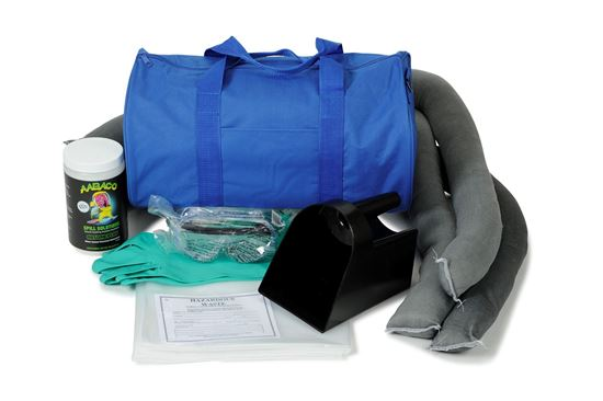 Picture of Chemical Only Spill Kit in Duffel Bag - 40 Gallons