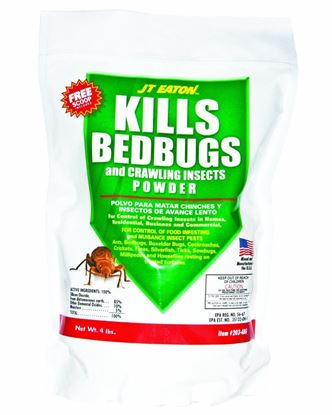 Picture of Kills Bedbugs and Crawling Insects Powder