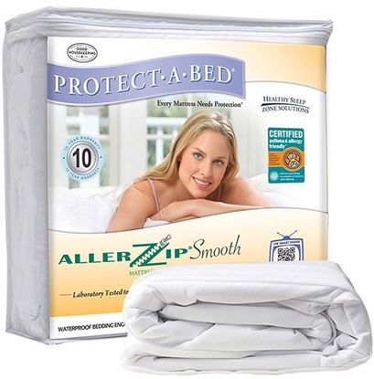 Picture of Protect-A-Bed AllerZip Crib Cover