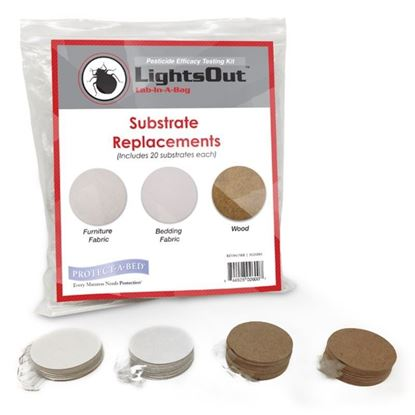Picture of LightsOut Lab-In-A-Bag Substrates (Case)