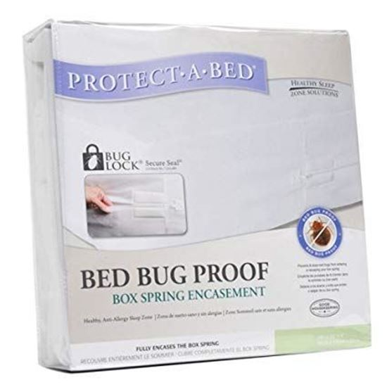 Picture of Pest Control Box Spring Encasement - King 7.5-in.