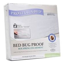 Picture of Pest Control Box Spring Encasement - King 7.5-in. (10 count)