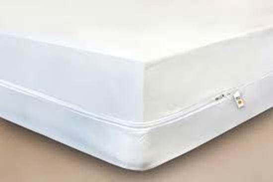 Picture of Mattress Safe Box Spring Encasement California Twin