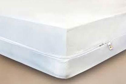 Picture of Mattress Safe Box Spring Encasement Full Plus+