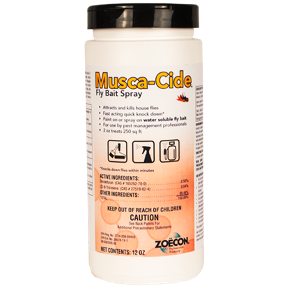 Picture of Musca-Cide Fly Bait Spray