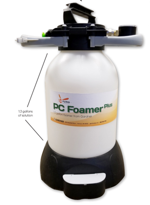 Picture of Gardner PC Foamer Plus