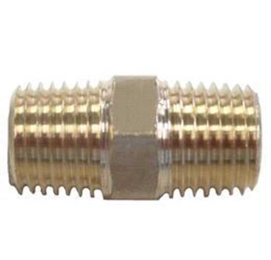 Picture of Couplings Company Hex Pipe Nipple