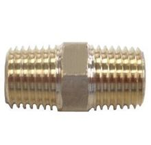 Picture of Couplings Company 112XC Hex Pipe Nipple - 1/4 in.