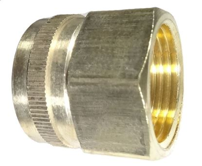Picture of Couplings Company 756SJJ Female Garden Hose Swivel x Female Pipe - 3/4 in. x 3/4 in.