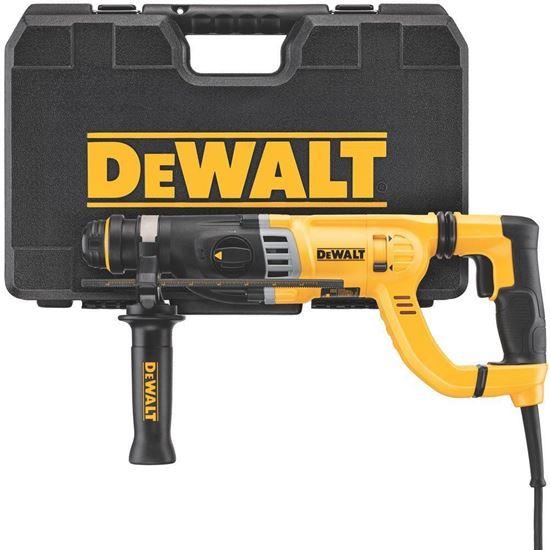 Picture of DeWalt Hammer Drill Kit - 1 1/8 in. D-Handle SDS