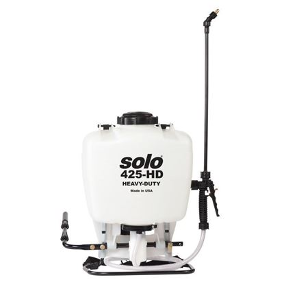 Picture of Solo 425-HD Backpack Sprayer - Piston, 4 gal.