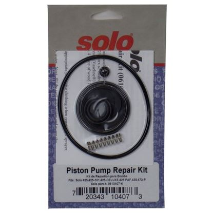Picture of Solo Piston Pump Repair Kit