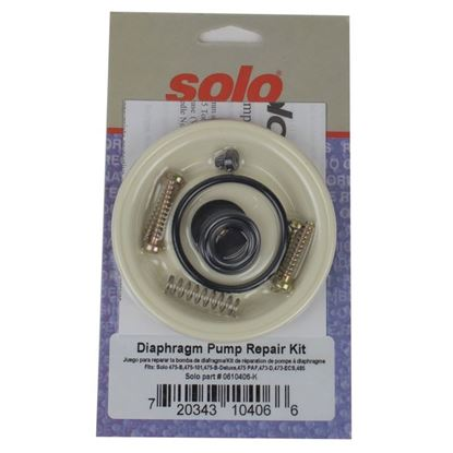 Picture of Solo Diaphragm Pump Repair Kit