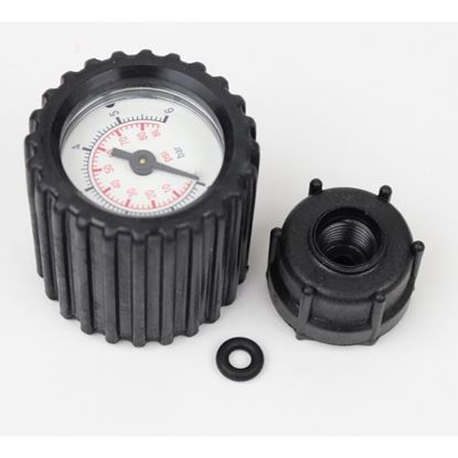 Picture of Solo Pressure Control Gauge with Adapter