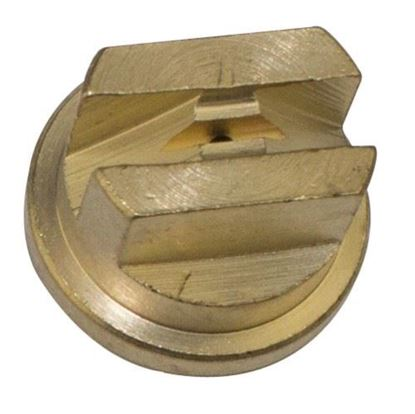 Picture of Solo Flat Spray Nozzle - Brass 80 Degree .2GPM