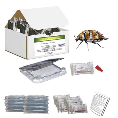 Picture of Pro-Pest Safestore Kit - Varied Carpet Beetle