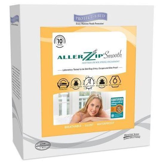 Picture of AllerZip Smooth Encasement - Twin XL