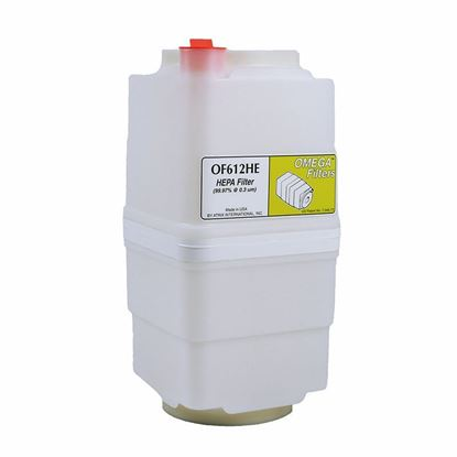 Picture of Omega HEPA Filter Cartridge