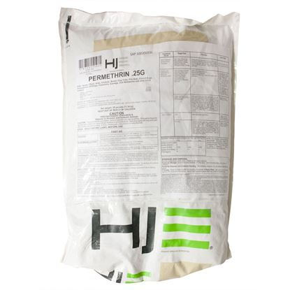 Picture of HJE Permethrin .25 Granules (25 lb. bag)
