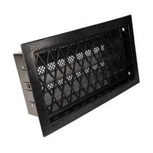 Picture of Temp Vent Automatic Foundation Vent - Series 6 - Black (1 count)