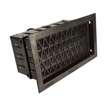 Picture of Temp Vent Powered Foundation Vent - Series 6 - Black