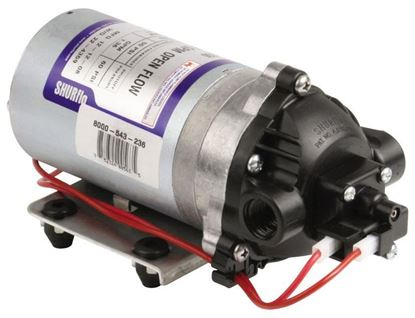 Picture of Shurflo 8000 Series - High Pressure Demand Pump 12VDC