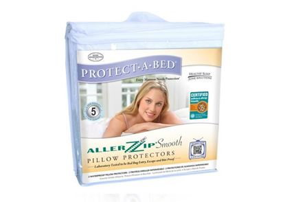 Picture of AllerZip Pillow Protectors