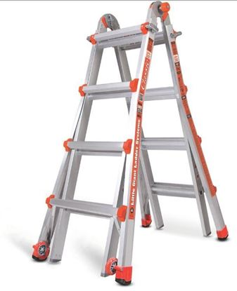 Picture of Little Giant Classic Ladder - 17 ft. (1A)