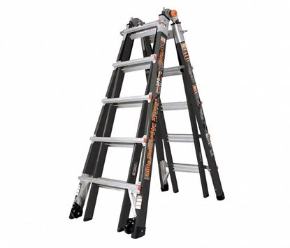 Picture of Little Giant Fiberglass Ladder - 22ft. (1A)
