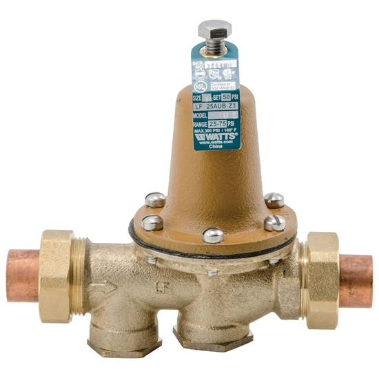 Picture of Watts LF25AUB-Z3 Water Reducing Valve - 1/2 in.