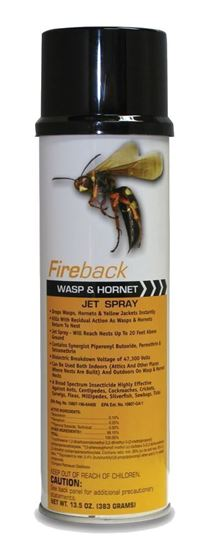 Picture of Fireback Wasp and Hornet Spray
