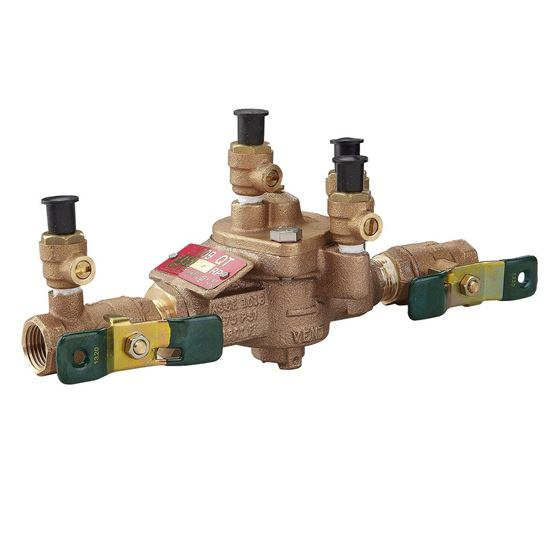 Picture of Watts 009QT Reduced Pressure Zone Assembly - 1/2 in.
