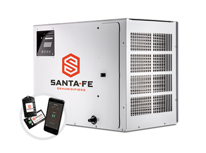 Picture of Santa Fe Advance100 Dehumidifier