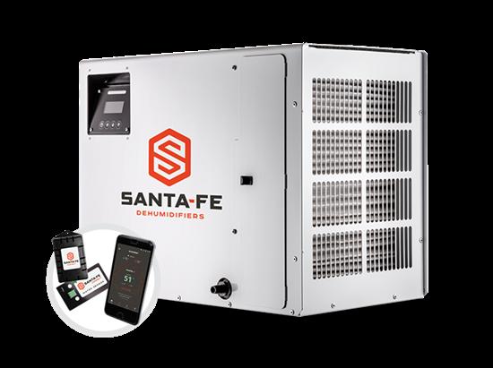 Picture of Santa Fe Advance100 Dehumidifier