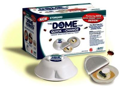 Picture of STORGARD Quick-Change DOME - Confused and Red Flour Beetles (10 count)