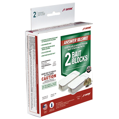 Picture of Answer Kills Mice Disposable Bait Stations