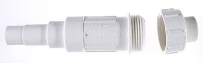 Picture of B&K Industries 160-503 PVC Expandable Repair Couplings - 1/2 in.