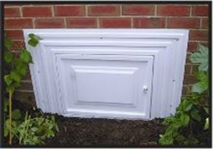 Picture of DPI E-Z Access Crawlspace Door - Standard