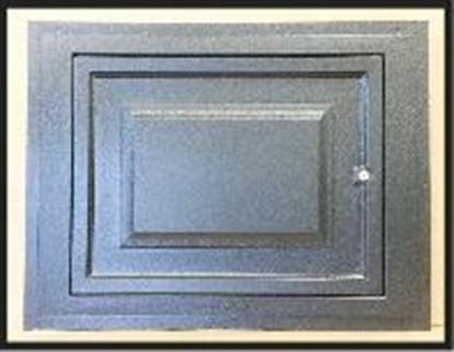 Picture of DPI E-Z Access Crawlspace Door - Small Frame - Black