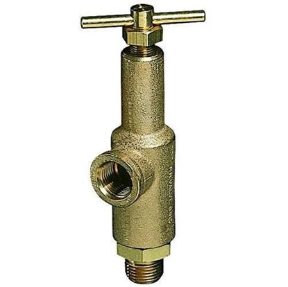 Picture of Spraying Systems 6815-3/4-300 3/4 in. Piston-Type Pressure Relief Valve