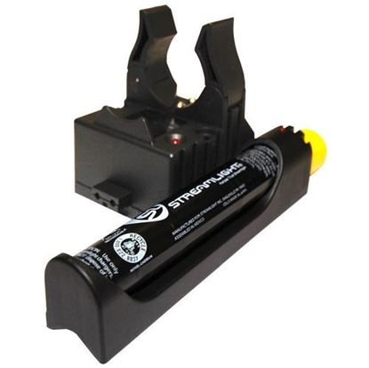 Picture of Streamlight 75275 Stinger PiggyBack Charger Holder and Battery