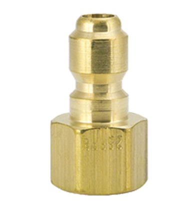 Picture of Foster 100FPB Quick Disconnect Plug - 1 in.