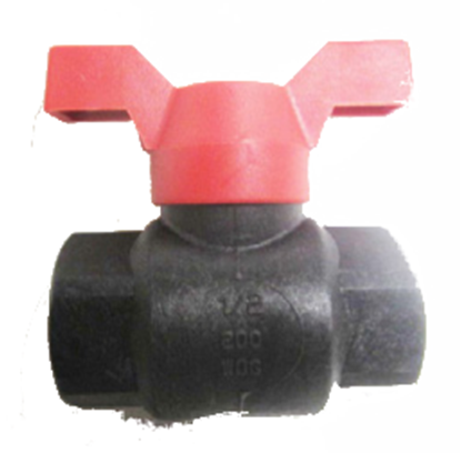 Picture of A&M Industries RWVF1212PP Polypropylene Ball Valve - 3/4 in.
