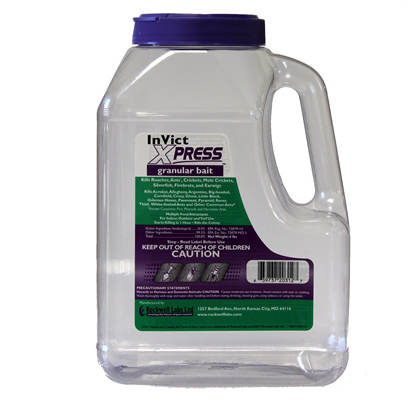 Picture of InVict Xpress (4-lb. empty bottle)