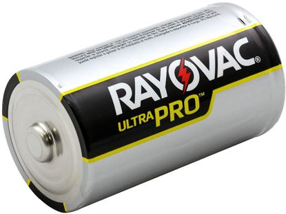 Picture of Rayovac Alkaline Battery - Size D (72 count)