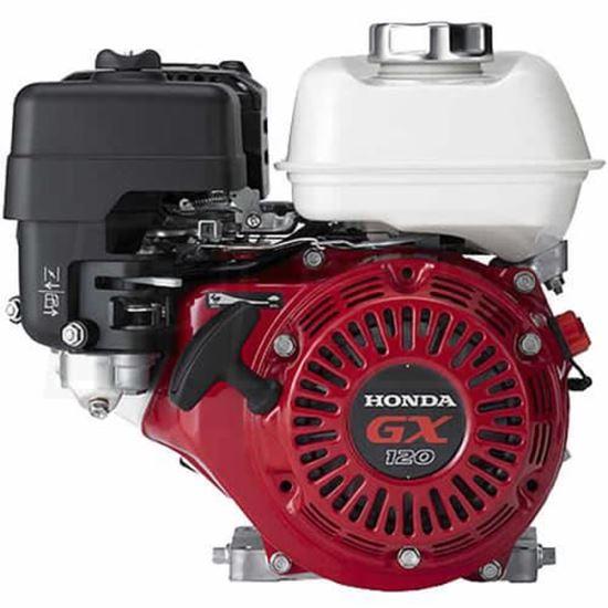 Picture of Honda GX160K1QX2 GX160 5.5 HP Horizontal Engine