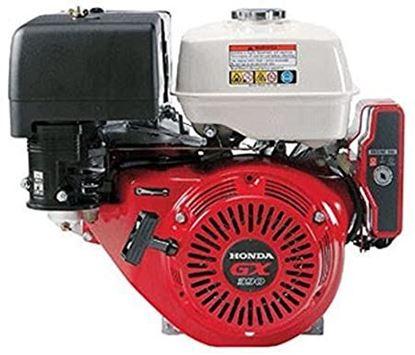 Picture of Honda GX390U1HAE2 GX390 13 HP Horizontal Engine