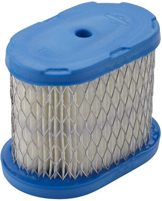 Picture of Briggs & Stratton 697029 Oval Air Filter Cartridge