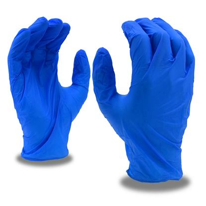 Picture of Disposable Nitri-Cor Touch Gloves