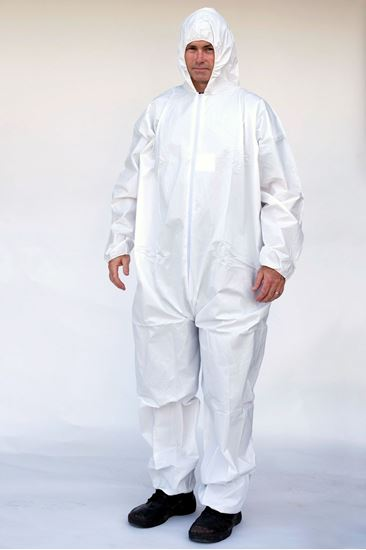 Picture of Sunrise SMP127 Coveralls with Hood